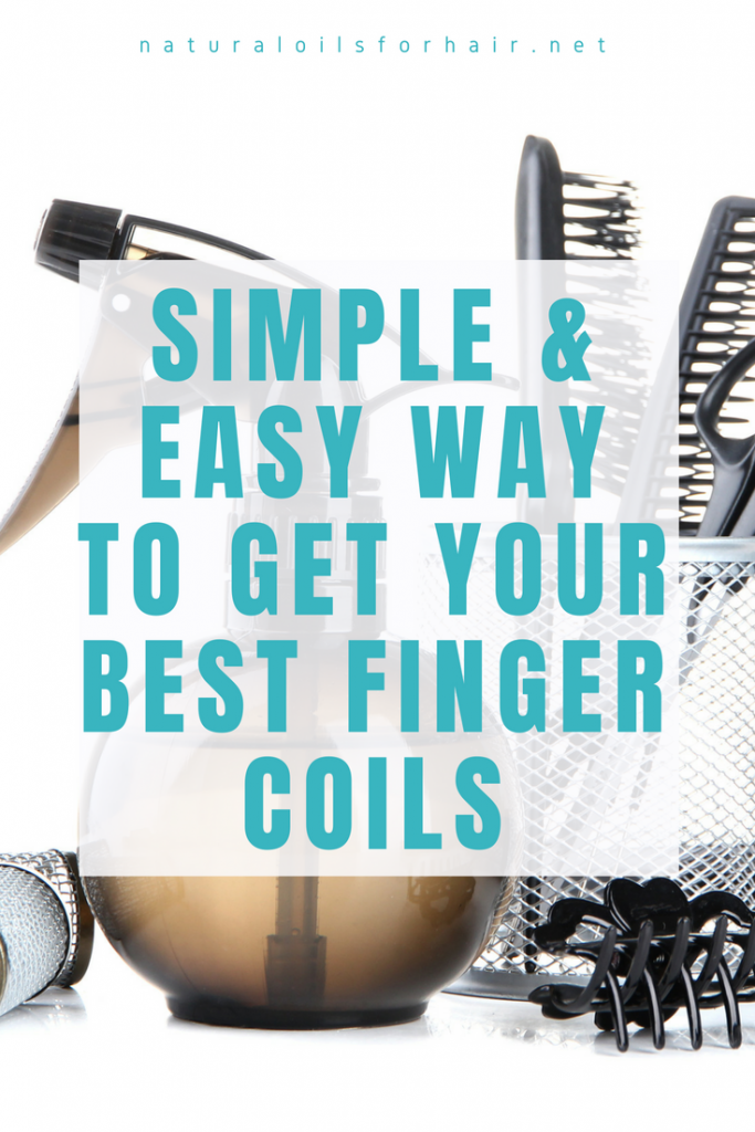 A Simple & Easy Way to Get Your Best Finger Coils