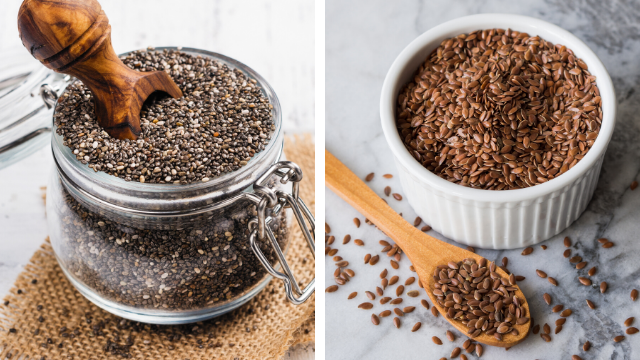 Chia Seeds vs Flax Seeds: Which is Best?