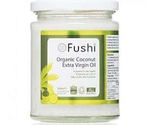 Fushi Organic Coconut Oil