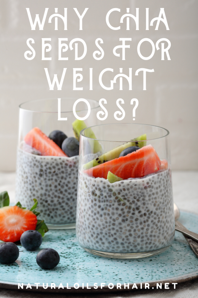 why use chia seeds for weight loss