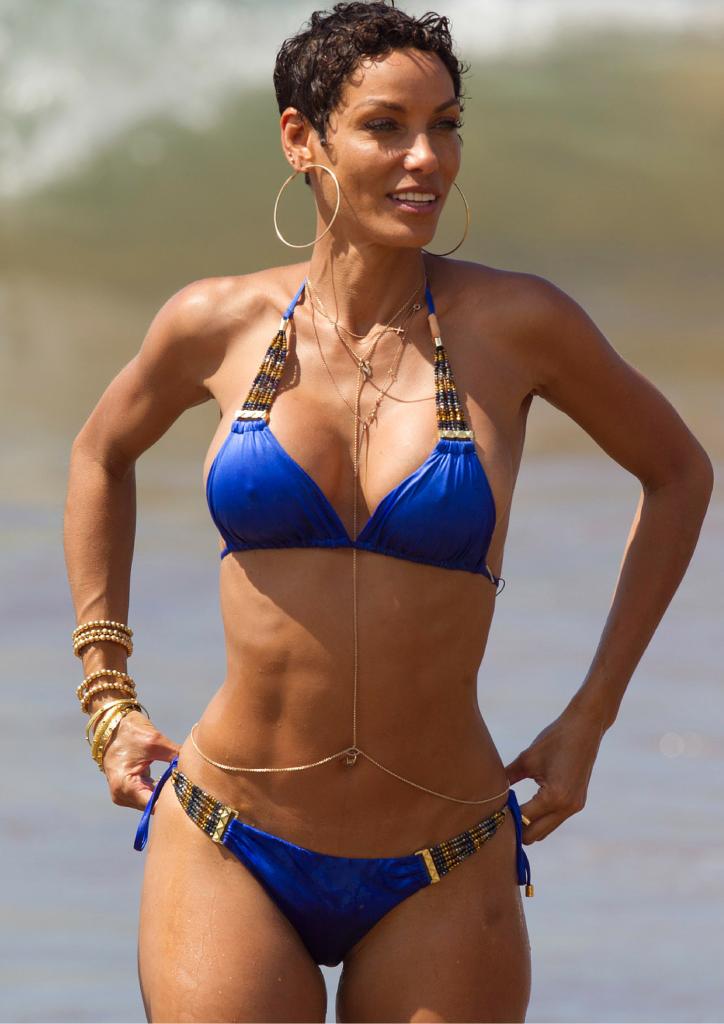 Nicole Murphy fitness