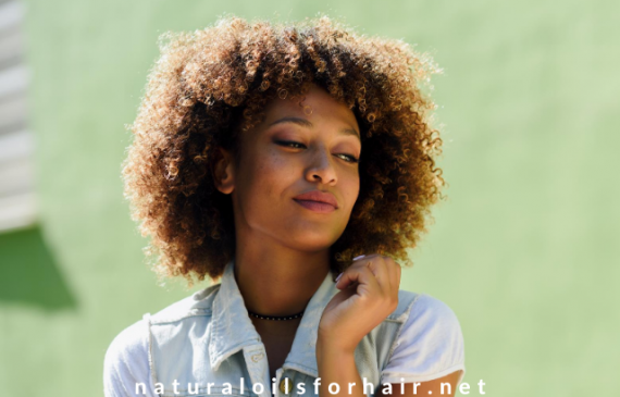 Best Wash and Go Technique on Natural Hair