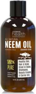 Oleavine Health Cold Pressed Neem Oil