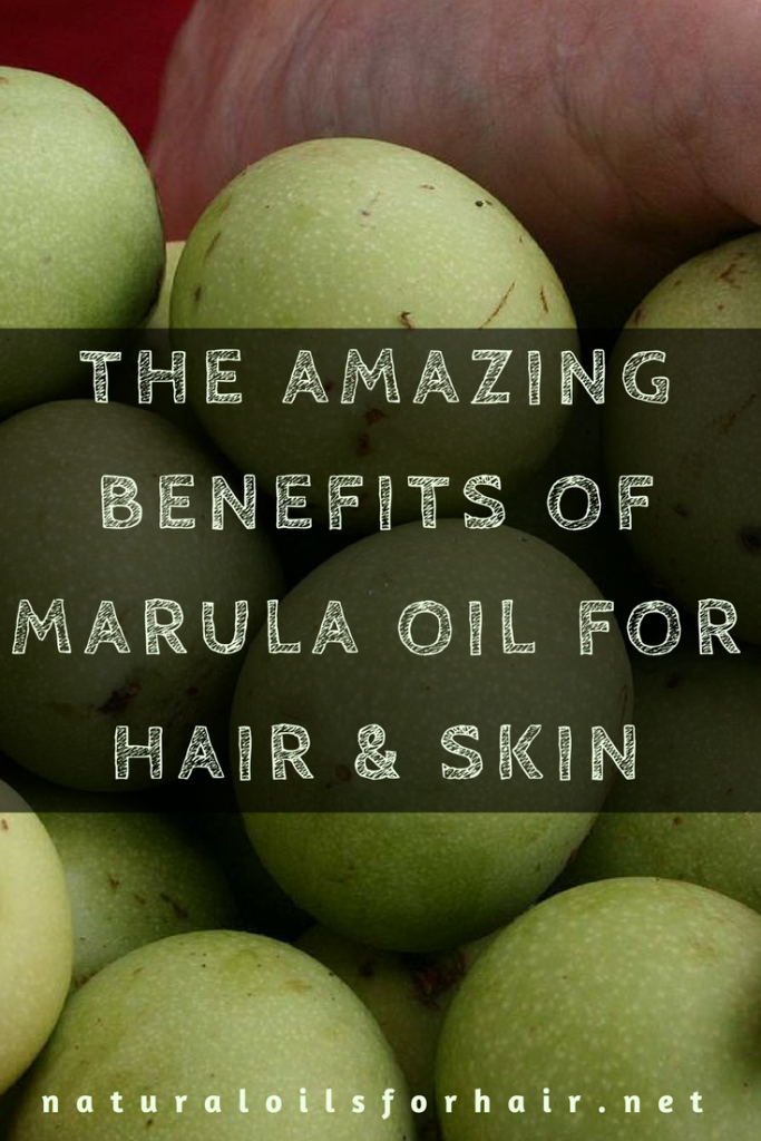 The Amazing Benefits of Marula Oil for Hair and Skin