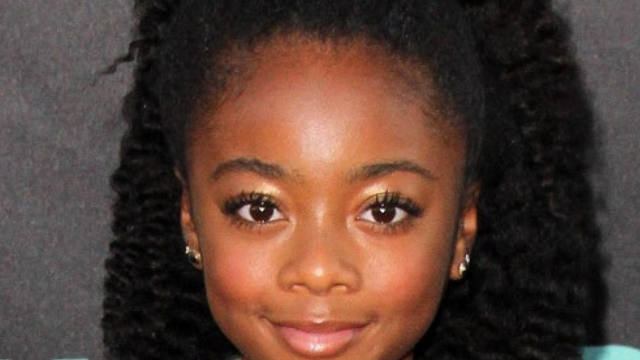 Gorgeous Curls Alert Skai Jackson Natural Oils For Hair Health