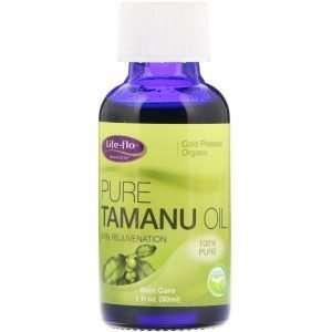 Life Flo Pure Tamanu Oil