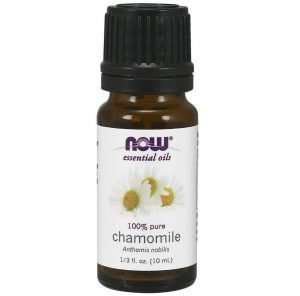 Now Roman Chamomile Essential Oil