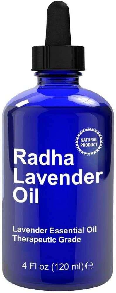 Radha Beauty Lavender Essential Oil