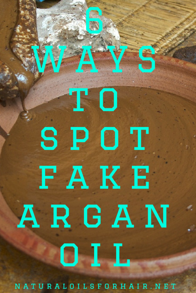 Spot fake argan oil quickly with these 6 simple yet effective tips
