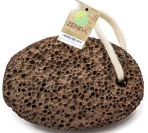 Zenda Naturals Pumice Stone for Foot Callus