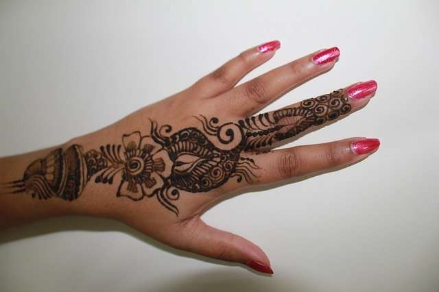 body art quality henna for dyeing hair