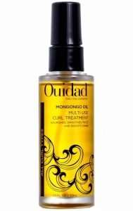 Ouidad Mongongo Oil Multi-Use Curl Treatment. Mongongo oil for hair styles
