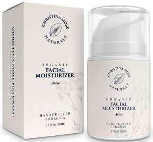 Christina Moss Naturals Organic Facial Moisturizer Review