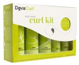 DevaCurl Must-Have Curl Kit