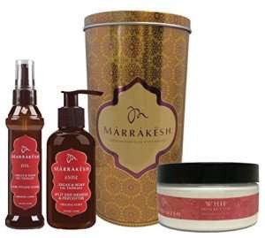 Earthly Body Marrakesh Holiday Gift Set Tin