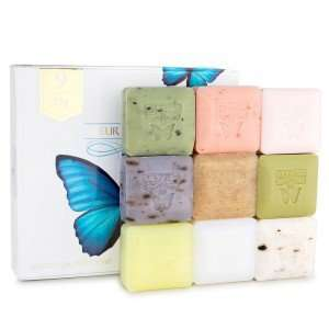 Ecstacy Soaps - Luxury Herbal Soap Gift Box Set