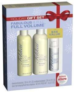 Fekkai Full Volume Hair Products Holiday Gift Set