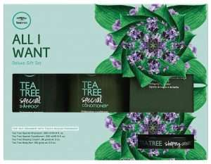 Paul Mitchell Tea Tree All I Want Holiday Gift Set