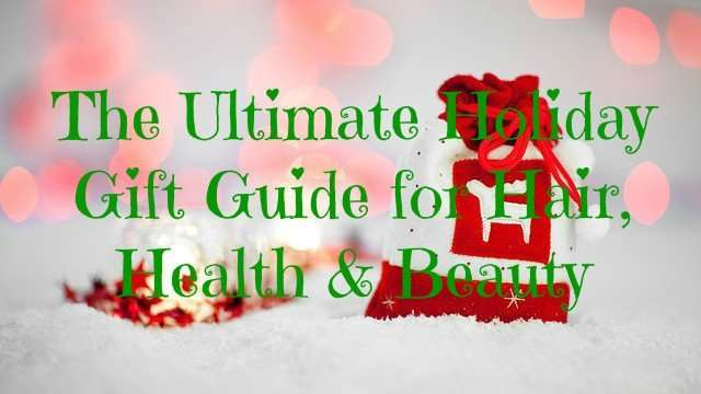 ultimate holiday gift guide in health
