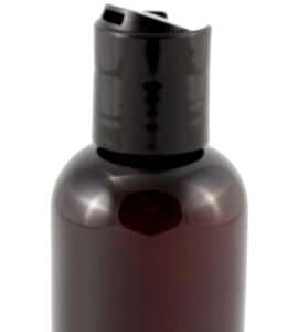Squeezecap bottle for DIY cosmetics