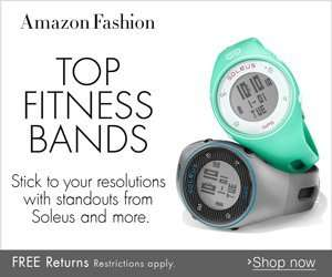 get your fitness resolutions on with amazon
