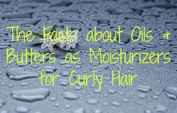 the facts about oils and butters as moisturizers