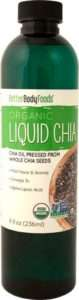 BetterBody Foods Organic Chia Oil