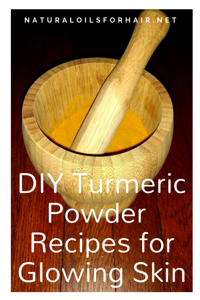 DIY Turmeric Powder Recipes for Glowing Skin