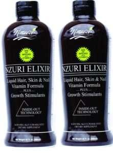 Nzuri Elixir - Liquid Hair Vitamin Plus Growth Stimulants