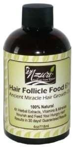 Nzuri Hair Growth Oil