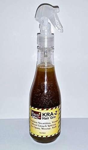 PJ Alert- Kra-Z Hair Gro Fertilizer Nourishing Spritzer
