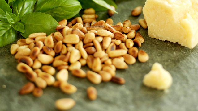 Pine nuts nutrition for a healthy diet