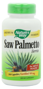 Nature's Way Saw Palmetto Berries
