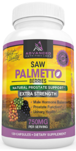 advanced nutrition labs Saw Palmetto