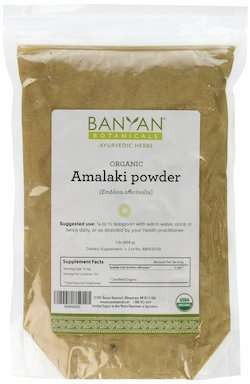 Banyan Botanicals Amla Powder