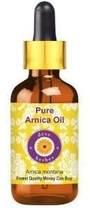 Deve Herbes Pure Arnica Oil