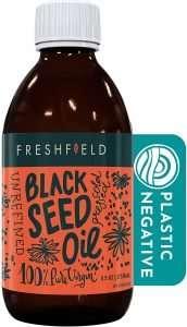 Freshfield Black Seed Oil