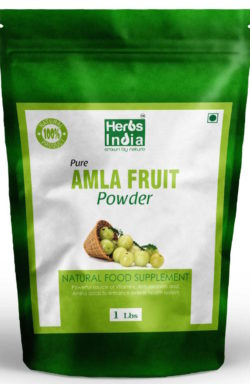 Herbs India Amla Powder