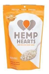 Manitoba Harvest Hemp Hearts Raw Shelled Hemp Seeds
