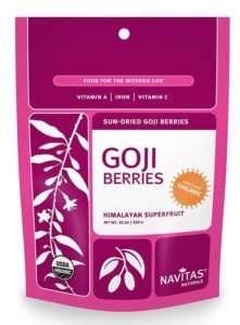 Navitas Naturals Organic Goji Berries