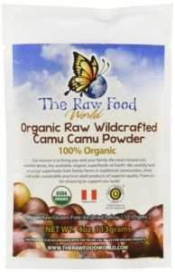 Raw Food World Organic Camu Camu Powder