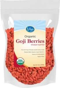 Viva Labs Premium Himalayan Organic Goji Berries