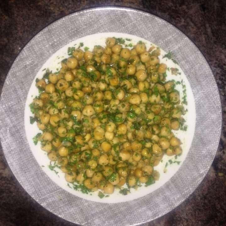 herbed-chickpeas-weightloss