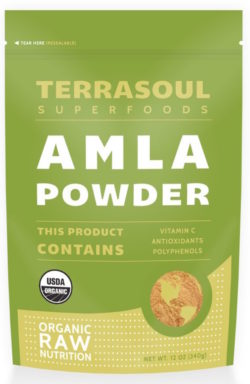 terrasoul amla powder