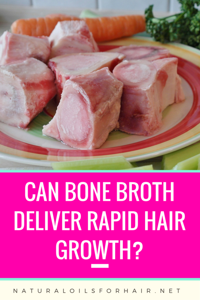 Does Bone Broth Make Your Hair Grow Faster?
