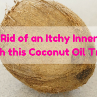 Get Rid of an Itchy Inner Ear with this Coconut Oil Trick