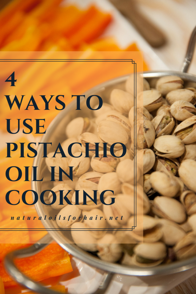 4 ways to use pistachio in cooking