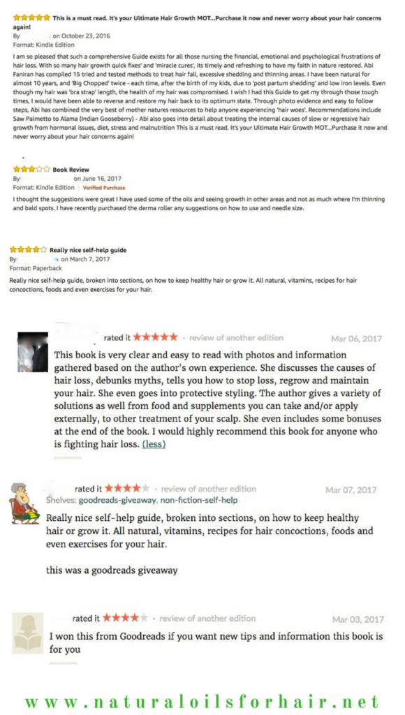 Hair Growth Guide Reviews