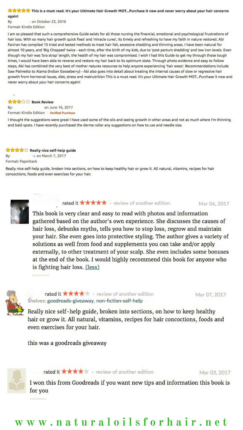 Hair Growth Guide Reviews