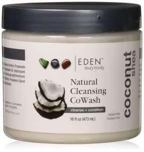 EDEN BodyWorks All Natural Coconut Shea CoWash